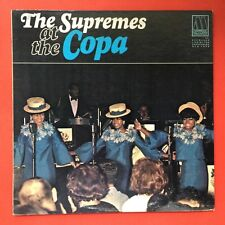 The Supremes At The Copa MOTOWN 1965 Ex
