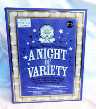 Great Parlour Games - A Night of Variety - Make your Event go with a Swing - NEW