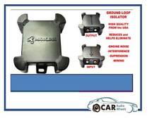 Aislador de bucle de tierra Rca Motor la interferencia de ruido filtro supresor de Vinos!!!