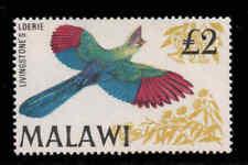 Postfrische Afrika-Briefmarken mit Vögel-Motiv