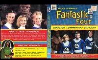 FANTASTIC FOUR (1994) Director Commentary Edition BLU-RAY * HD best version