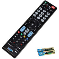 Replacement Remote Control for LG LCD LED HD 1080p 3D Ultra 4K Smart Series TV