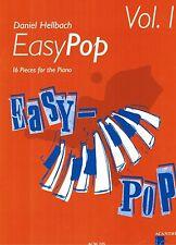 Klavier Noten : EASY POP Heft 1 (Daniel HELLBACH)  - leicht - leiMi  - ACM205