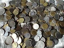 4,5 kilos de monedas de España, muy variadas