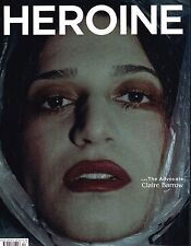 HEROINE #4 S/S 2016 THE ADVOCATE by CLAIRE BARROW Kat Hessen FEI FEI SUN @NEW