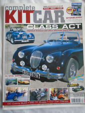 Complete Kitcar Issue 76 Aor 2014 Arisocat, MG TF buggy, Gilbern T11