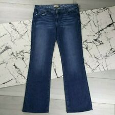 Paige Womens Benedict Canyon Bootcut Jeans Size 31 Classic Mid Rise Stretch