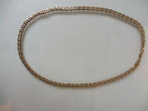 Schöne Halskette / Kette Vergoldet ca. 50 cm ,Pierre Lang !