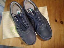 Bama Herren Schuhe Gr.41 Halbschuhe Leder