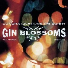 GIN BLOSSOMS - Congratulations I'm Sorry (CD 1996) USA Import EXC