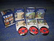 TKKG PC Sammlung TKKG: Sammler Edition 1 PC SPIELE Maya Geheimnis Schokolade