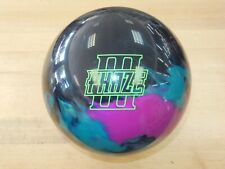 "NIB 15# Storm Phaze III Bowling Ball w/Specs of 15.4/3-3.5"" Pin/2.46oz TW"