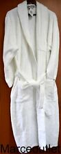 Sferra Amira Cotton Modal Bath Robe LARGE White
