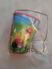 BRAND NEW 2017 McDonald's Happy Meal Mascot Hologram 3D Cup McDonalds Red Toy