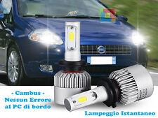 LAMPADE ABBAGLIANTI ANABBAGLIANTI LED FIAT GRANDE PUNTO LAMPEGGIO ISTANTANEO