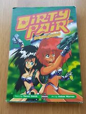 The Dirty Pair: Biohazards by Toren Smith Manga Comic Strip Paperback