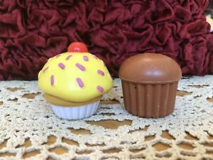 Vintage? Little Tikes FP Country Kitchen Cupcake and Muffin GUC *Free Gift