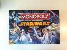 Monopoly - Star Wars Saga Edition. Sammlerausgabe mit 8 Samllerfiguren
