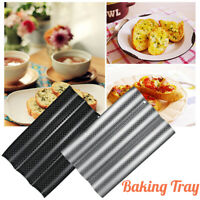 Wave French Bread Baking Tray Baguette Baking Mould Non Stick Cake Mold Tools