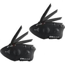 Midland BT Next Twin Set Multi Rider Motorcycle Motorbike Helmet Intercom System