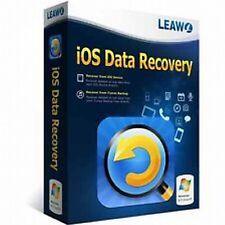 Leawo iOS data recovery win données sauvetage DT. vollv. ESD téléchargement
