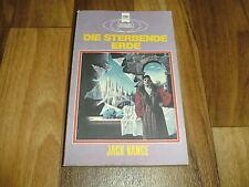 Jack Vance  --  Die STERBENDE ERDE / Heyne SF 3606  in 1. Auflage 1978