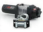 Smittybilt XRC 4 Winch 4000 LB 97204 FOR ATV & UTV