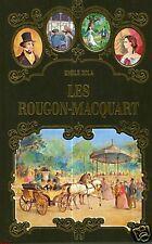 LES ROUGON-MACQUART par Emile ZOLA + RELIÉ / Editions de Crémille