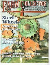 Burma Shave Success, Victor Traction Gear Tractor, Tobacco collection, Aspinwall