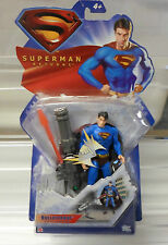 Superman Returns Bulletproof Superman Action Figure Mattel