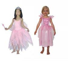 PINK FAIRY PRINCESS FANCY DRESS COSTUME