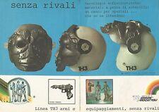 X0793 Edison giocattoli - Linea TH3 - Pubblicità del 1980 - Vintage advertising