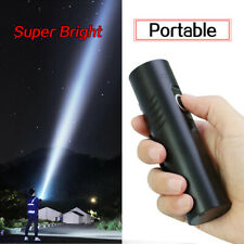 Most Powerful XHP90 LED Flashlight Rechargeable Torch Portable Lantern 3 Modes