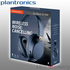 2170dd06cef Plantronics BackBeat GO 810 Bluetooth Wireless ACN Heaphones Navy Blue