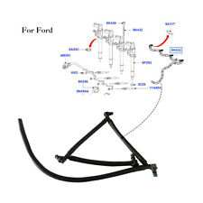 Leak Off Fuel Pipe Hose For Ford Focus C-Max Mondeo Kuga Galaxy Tdci 2.0 1574Hl