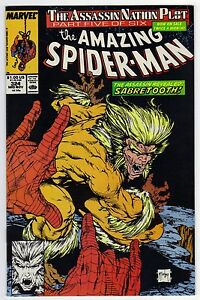 Amazing Spider-Man #324 (Nov 1989, Marvel) by Todd McFarlane