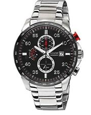 Accurist MB1028R Men's Interchangeable Strap Chronograph Watch-100m water resit