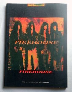 FIREHOUSE BAND SCORE JAPAN GUITAR TAB