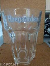 1 HOEGAARDEN 400ml GLASS.