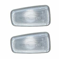 Peugeot 106 1996-2003 Clear Side Indicator Repeaters Pair Left & Right