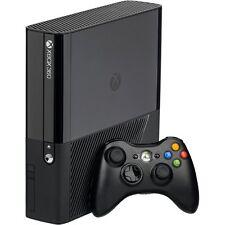 Microsoft Xbox 360 E 4GB Console, Black, 4 GB--Fast Shipping!!