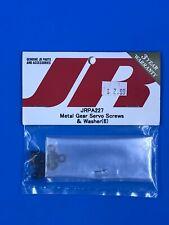 New ListingJr Racing Parts Jrpa227 Metal Gear Servo Screws and Washer (6)