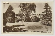Kent postcard - Knole