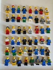 lego vintage mini figure bundle job lot