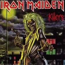 Iron Maiden KILLERS 2nd Album 180g New Sealed Vinyl LP
