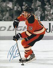 Signed  8x10 BRAYDEN SCHENN  Philadelphia Flyers Photo - COA