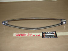 OEM 1971 Cadillac Coupe Deville RIGHT OR LEFT CHROME TAIL LIGHT BEZEL TRIM 71