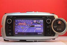 TOYOTA YARIS CD Radio MP3 Navigatore Satellitare Touchscreen Bluetooth Auto Stereo decodificato