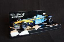 Minichamps Renault F1 Team R25 2005 1:43 #6 Giancarlo Fisichella (ITA)