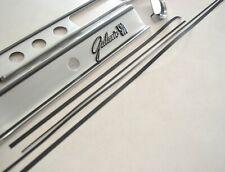 1964 Ford Galaxie Dash Trim Finish Panel Black Stripe Decals Sticker Set - New